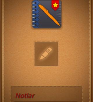 NoteBook Ekran Görüntüleri - 3