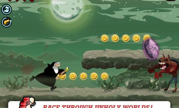 Nun Attack: Run & Gun Ekran Görüntüleri - 3