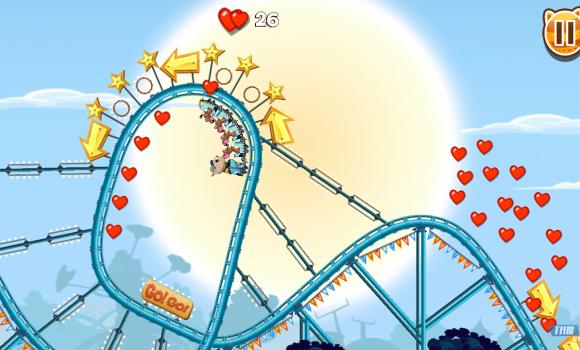 Nutty Fluffies Rollercoaster Ekran Görüntüleri - 4