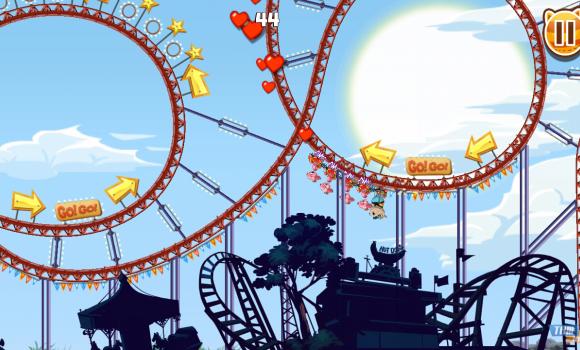 Nutty Fluffies Rollercoaster Ekran Görüntüleri - 2