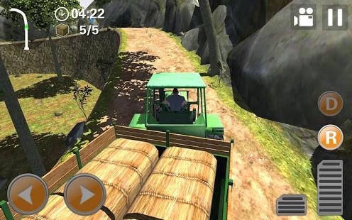 Off-Road 4x4 Hill Driver Ekran Görüntüleri - 4