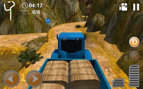 Off-Road 4x4 Hill Driver Ekran Görüntüleri - 2