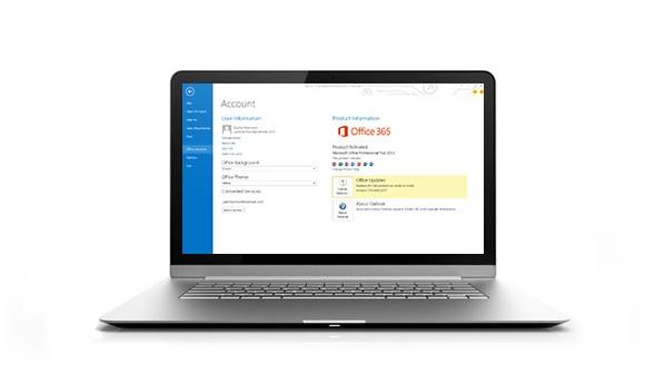 Office 365 Ekran Görüntüleri - 2