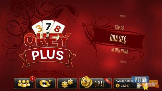 Okey Plus Ekran Görüntüleri - 3
