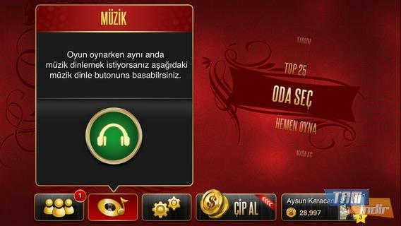 Okey Plus Ekran Görüntüleri - 1