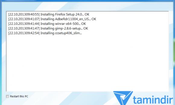 OneClick Installer 3 Ekran Görüntüleri - 2
