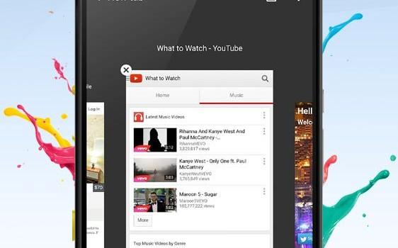 Orbitum Browser Ekran Görüntüleri - 4