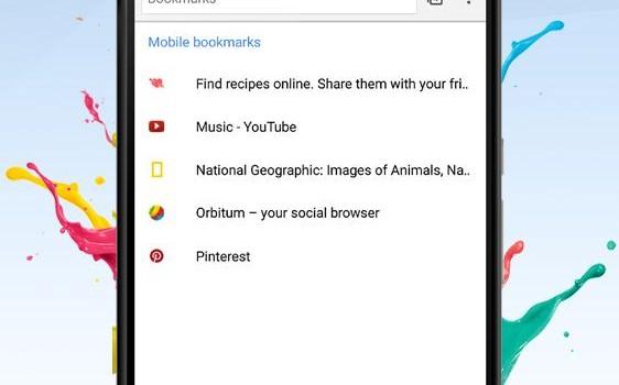 Orbitum Browser Ekran Görüntüleri - 1