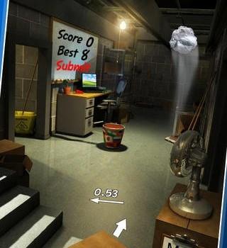 Paper Toss Ekran Görüntüleri - 3