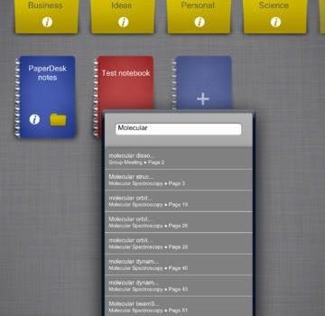 PaperDesk Ekran Görüntüleri - 1