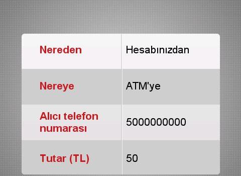 Para Gönder Ekran Görüntüleri - 2