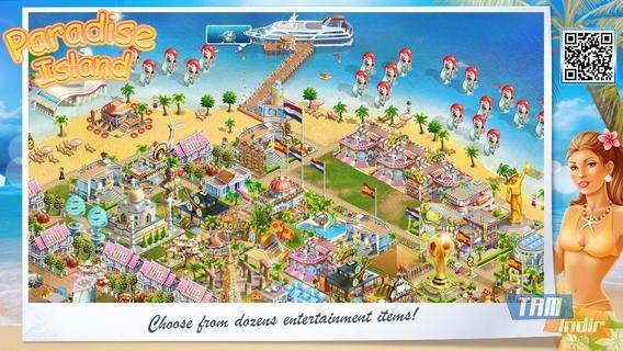 Paradise Island Ekran Görüntüleri - 3