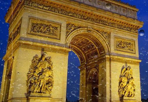 Paris Yağmur Duvar Kağıdı Ekran Görüntüleri - 4