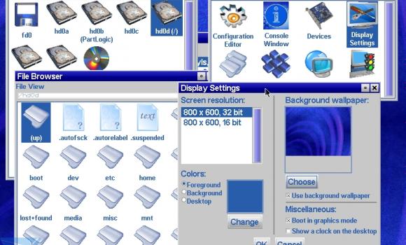 Partition Logic Ekran Görüntüleri - 1