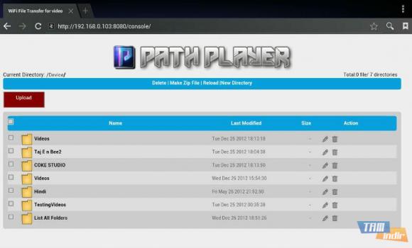 Path Player Ekran Görüntüleri - 1