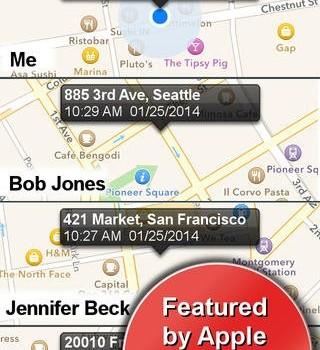 Phone Tracker for iPhones Ekran Görüntüleri - 5