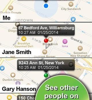 Phone Tracker for iPhones Ekran Görüntüleri - 4