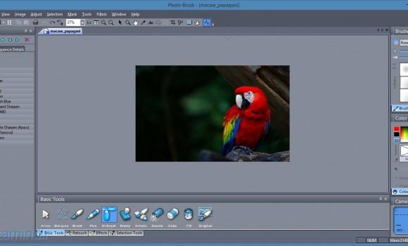 Photo-Brush Ekran Görüntüleri - 2