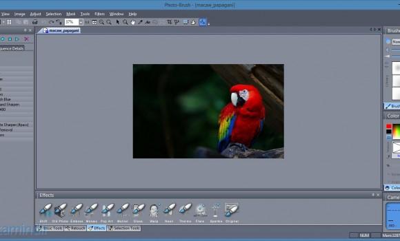 Photo-Brush Ekran Görüntüleri - 1