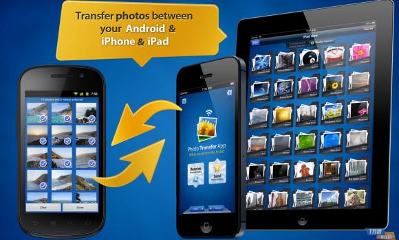 Photo Transfer App Ekran Görüntüleri - 3