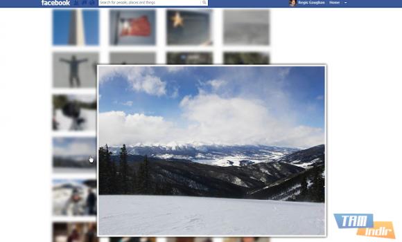 Photo Zoom for Facebook Ekran Görüntüleri - 2
