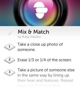 Photomash Free Ekran Görüntüleri - 5