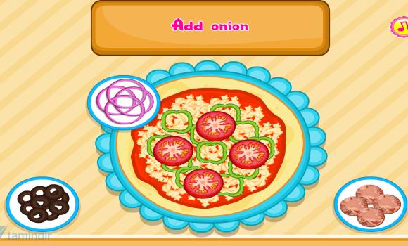 Pizza Maker Ekran Görüntüleri - 1