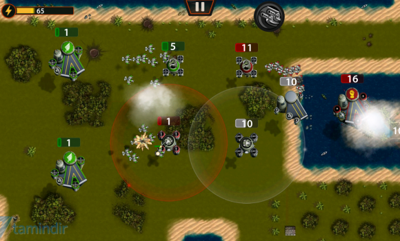 Plane Wars Ekran Görüntüleri - 1