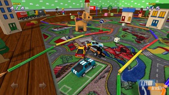 Playroom Racer 2 Ekran Görüntüleri - 4