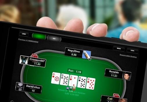 PokerStars Poker Ekran Görüntüleri - 2