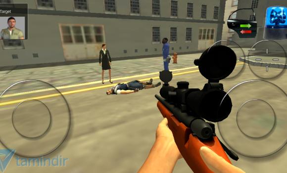 Police Car Sniper Ekran Görüntüleri - 3