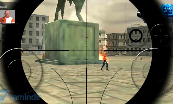 Police Car Sniper Ekran Görüntüleri - 1