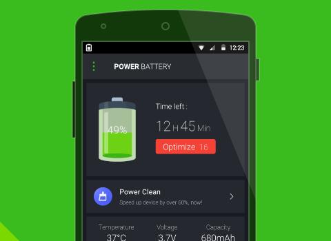 Power Battery Ekran Görüntüleri - 4