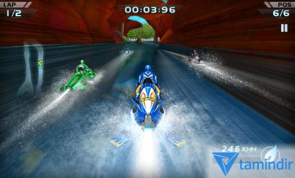Powerboat Racing 3D Ekran Görüntüleri - 4