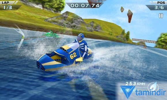 Powerboat Racing 3D Ekran Görüntüleri - 2
