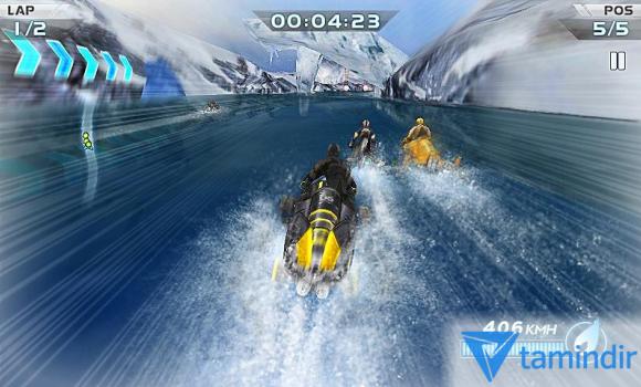 Powerboat Racing 3D Ekran Görüntüleri - 1