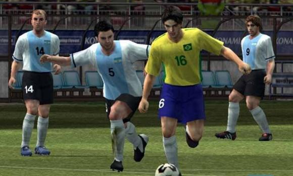 Pro Evolution Soccer 5 Ekran Görüntüleri - 2