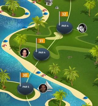 Pro Feel Golf Ekran Görüntüleri - 1