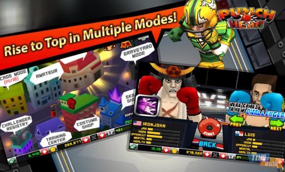 Punch Hero Ekran Görüntüleri - 2