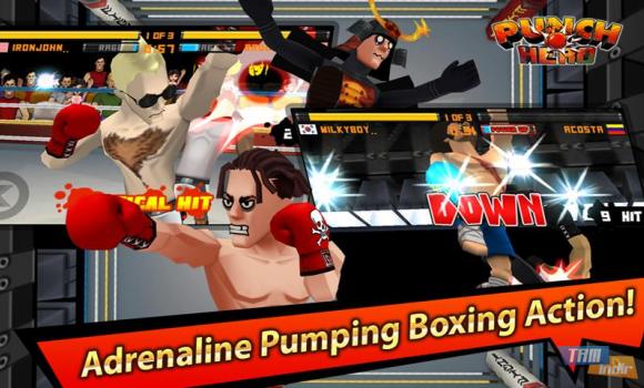 Punch Hero Ekran Görüntüleri - 1