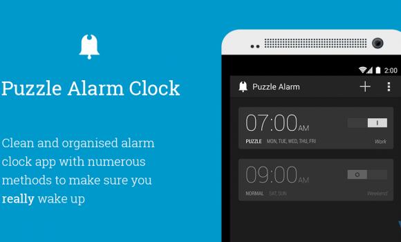 Puzzle Alarm Clock Ekran Görüntüleri - 3
