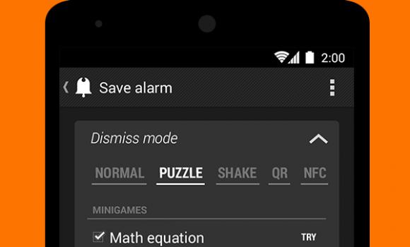 Puzzle Alarm Clock Ekran Görüntüleri - 2