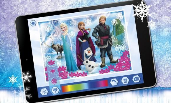 Puzzle App Frozen Ekran Görüntüleri - 2