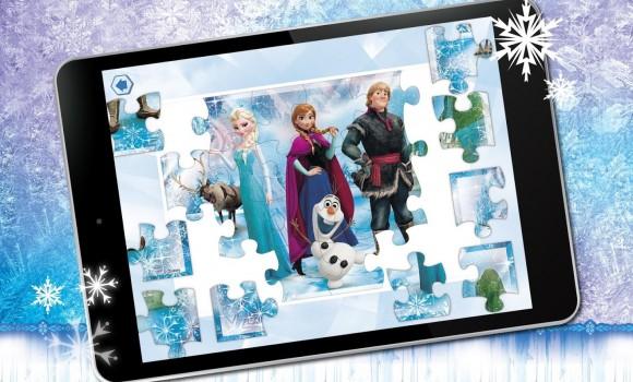 Puzzle App Frozen Ekran Görüntüleri - 1