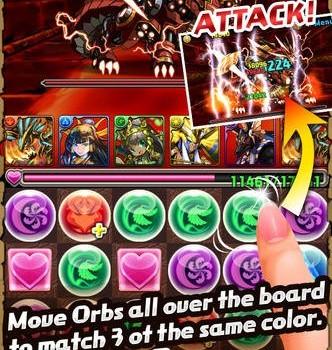 Puzzle & Dragons Ekran Görüntüleri - 5