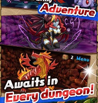 Puzzle & Dragons Ekran Görüntüleri - 2