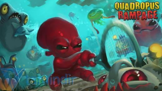 Quadropus Rampage Ekran Görüntüleri - 5