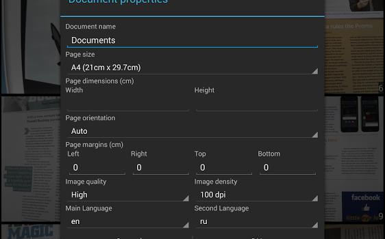 Quick PDF Scanner Free Ekran Görüntüleri - 1