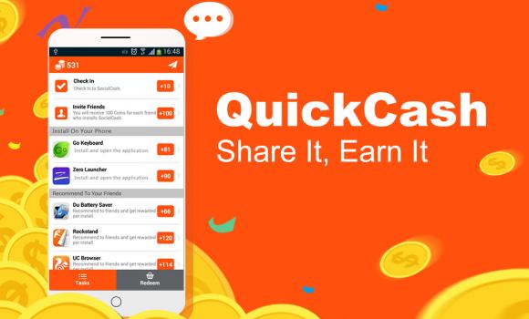 QuickCash Ekran Görüntüleri - 5