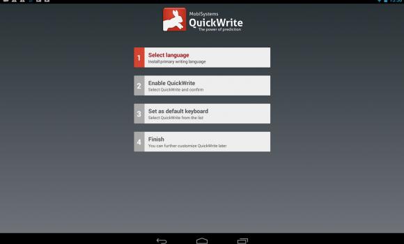 QuickWrite Keyboard Ekran Görüntüleri - 4